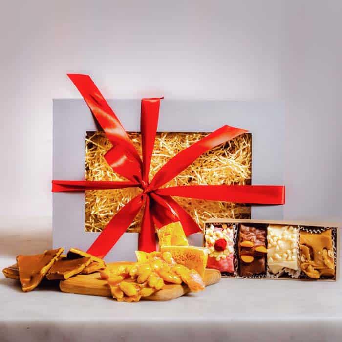 fudge gift box