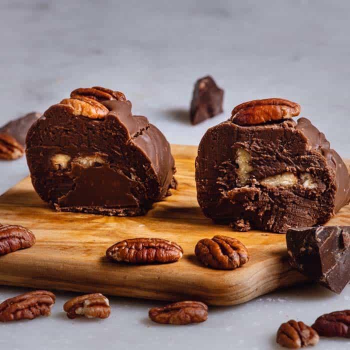 Chocolate & Pecan