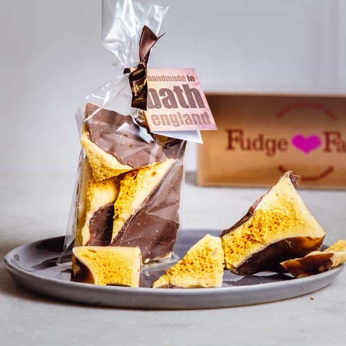 Chocolate Honeycomb