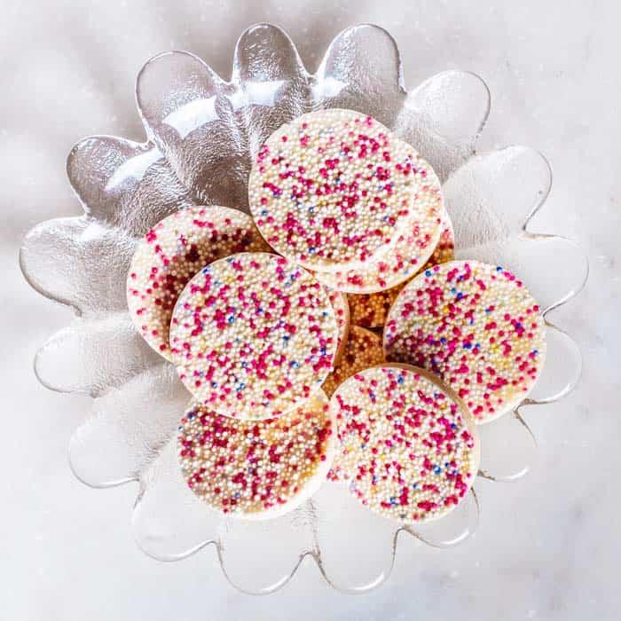 White Chocolate Mega Jazzies