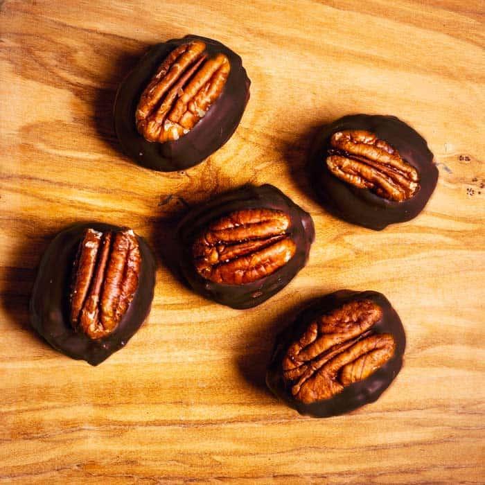 Dark Chocolate Turtle Gift Box